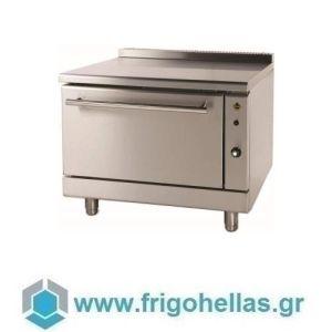 SERGAS FG1S7 (Εξουσιοδοτημένο Service - Επίσημος Μεταπωλητής) (Σετ 2 Τεμαχίων) Φούρνος Εστιατορίου Υγραερίου-Εσωτερικές Διαστάσεις : 54x64x30cm
