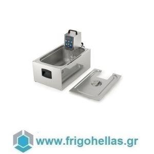 SIRMAN VASCA Ανοξείδωτος Κάδος για την Μηχανή Μαγειρέματος Sous Vide Immersion Circulator  Y09 - 360x570x230mm