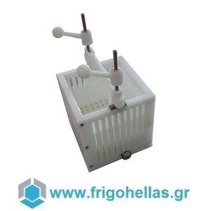 Arrosticini Spiedini Σουβλακομηχανή Για 100 Τεμάχια Σουβλάκια & Καλαμάκια - Βάρους: 25gr
