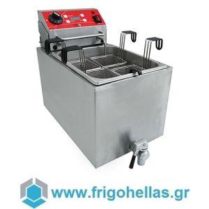 Thor SP01520 Βραστήρας Ζυμαρικών Ανοξείδωτος & Επιτραπέζιος - Χωρητικότητα: 8Lit