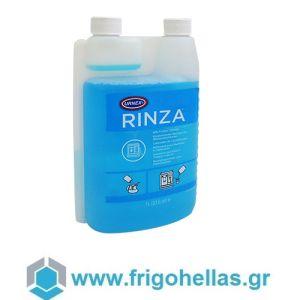 URNEX Rinza Υγρό Καθαρισμού Υπολειμμάτων Γάλακτος