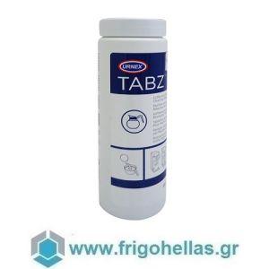 URNEX Tabz Ταμπλέτες Καθαρισμού Μηχανών Καφέ Φίλτρου & Δοχείων Σερβιρίσματος
