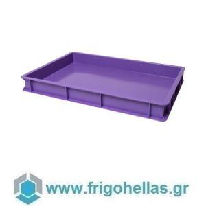 VAS007 (60x40x7cm - 13Lt) Επαγγελματικά Δοχεία Τροφίμων Μωβ (RAL4005)