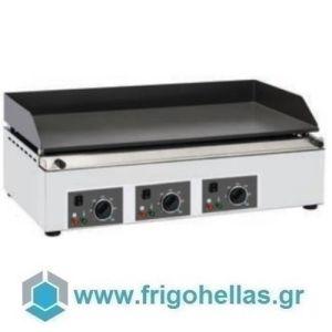 XDOME XDPE810RC Επιτραπέζιο Ηλεκτρικό Πλατώ-80x46x28cm