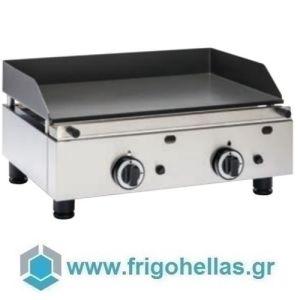 XDOME XDPG606RC Επιτραπέζιο Πλατώ Υγραερίου Λείο-60x45x27cm