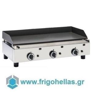 XDOME XDPG806RC Επιτραπέζιο Πλατώ Υγραερίου Λείο-80x45x27cm