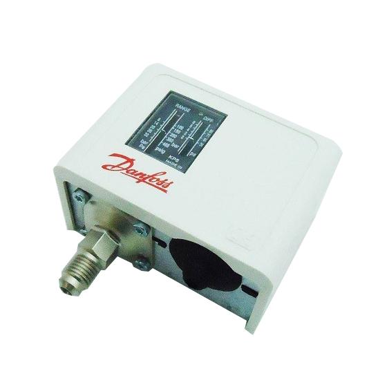 Danfoss KP5 (060117166) Πιεσοστάτης Υψηλής Πίεσης με Auto Reset (8-32 BAR / 100- εξαρτήματα ψύξης   κλιματισμός   πιεσοστάτες μηχανικοί  εξαρτήματα ψύξης   κλιμα