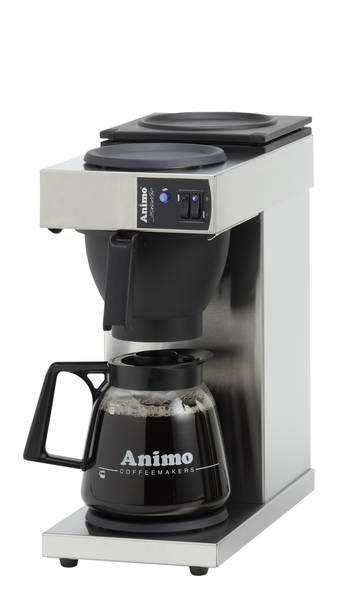 Animo Excelso 10380 Μηχανή Καφέ Φίλτρου - Παραγωγής: 144φλυτζάνια/ώρα επαγγελματικός εξοπλισμός   μηχανές καφέ   συσκευές για bar   μηχανές καφέ  επαγ