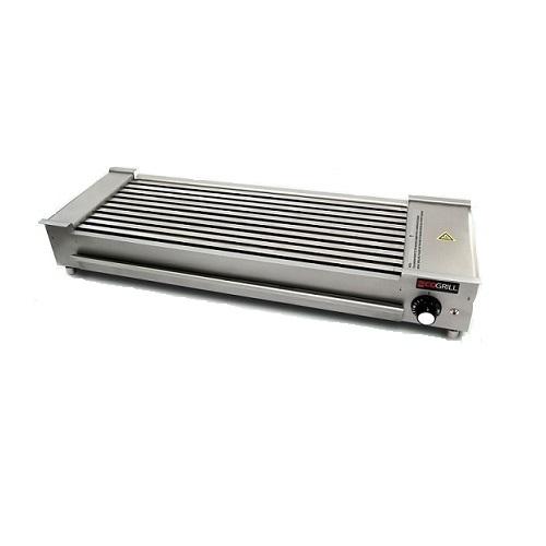 ECOGRILL 8C 400S Ηλεκτρικό Grill για Σουβλάκια 3Kw/230Volt - Ψηστική Επιφάνεια:  επαγγελματικός εξοπλισμός   φούρνοι μικροκύματα κρεπιέρες βαφλιέρες φριτέζες   g