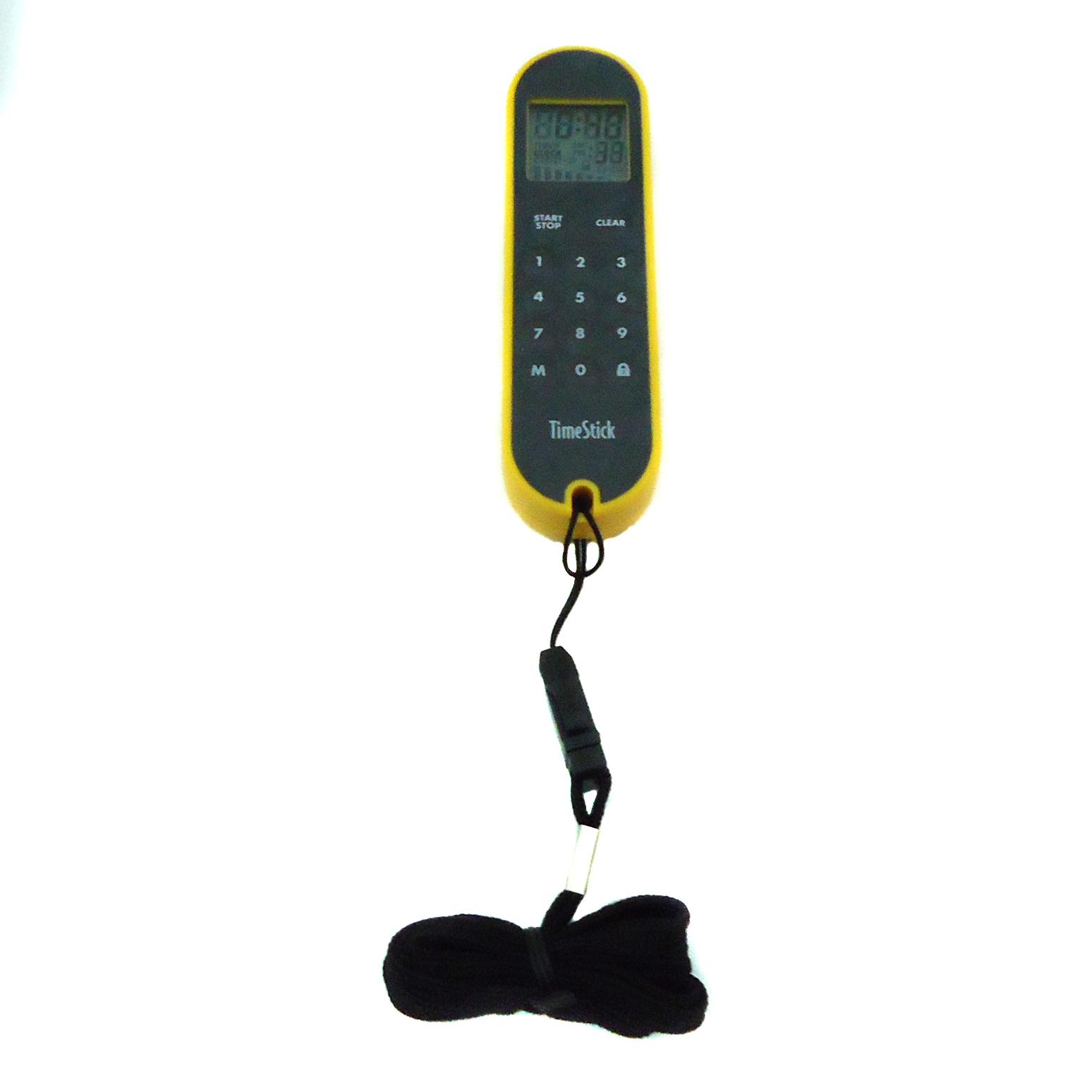 Eti 806-182 TimeStick Αδιάβροχο Χρονόμετρο - Χρώμα: Κίτρινο επαγγελματικός εξοπλισμός   επαγγελματικά σκεύη είδη σερβιρίσματος   εργαλεία κο