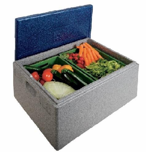 Thermo Future Box 13353 Ισοθερμικό Κιβώτιο Μεταφοράς & Αποθήκευσης Αγροτικών Προ επαγγελματικός εξοπλισμός   ισοθερμικά καλάθια μεταφοράς   επαγγελματικός εξοπλι