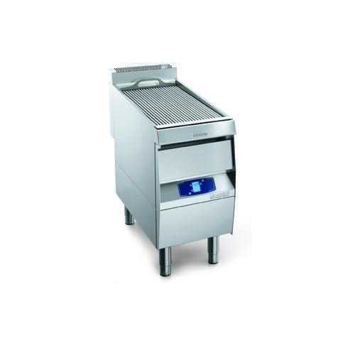 ARRIS GRILLVAPOR GE419EL Επιδαπέδια Μονή Εστία Ηλεκτρική Με Ραβδωτή Πλάκα - 420x επαγγελματικός εξοπλισμός   κουζίνες πλατό φριτέζες βραστήρες  επαγγελματικός εξ