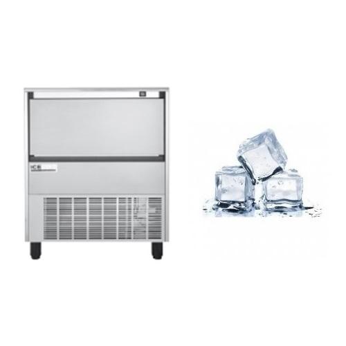 ICETECH HD 140 (136Kg/24h) Παγομηχανή με Αποθήκη για Τετράγωνο Παγάκι 6,5cc επαγγελματικός εξοπλισμός   παγομηχανές  επαγγελματικός εξοπλισμός   παγομηχανές