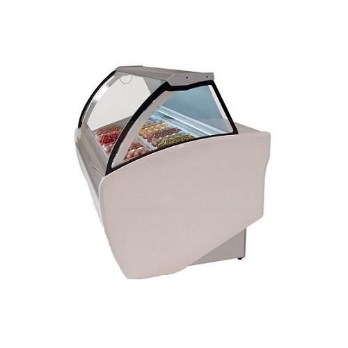 INFRICO VAR 12H Επαγγελματικό Ψυγείο Βιτρίνα Παγωτού Χωρητικότητα: 14 Λεκανάκια- dailydeal  επαγγελματικός εξοπλισμός   επαγγελματικά ψυγεία   βιτρίνες παγωτού