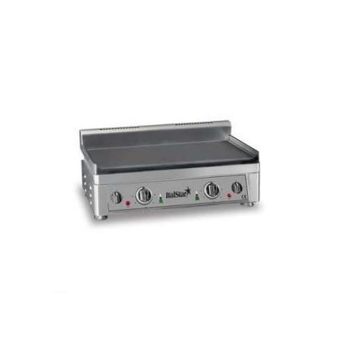 ItalStar 058.0009 Ηλεκτρικό Πλατό Εστία Ψησίματος Λείο - 560x340x300mmm black week προσφορές   εστία πλατό  επαγγελματικός εξοπλισμός   κουζίνες πλατό φ