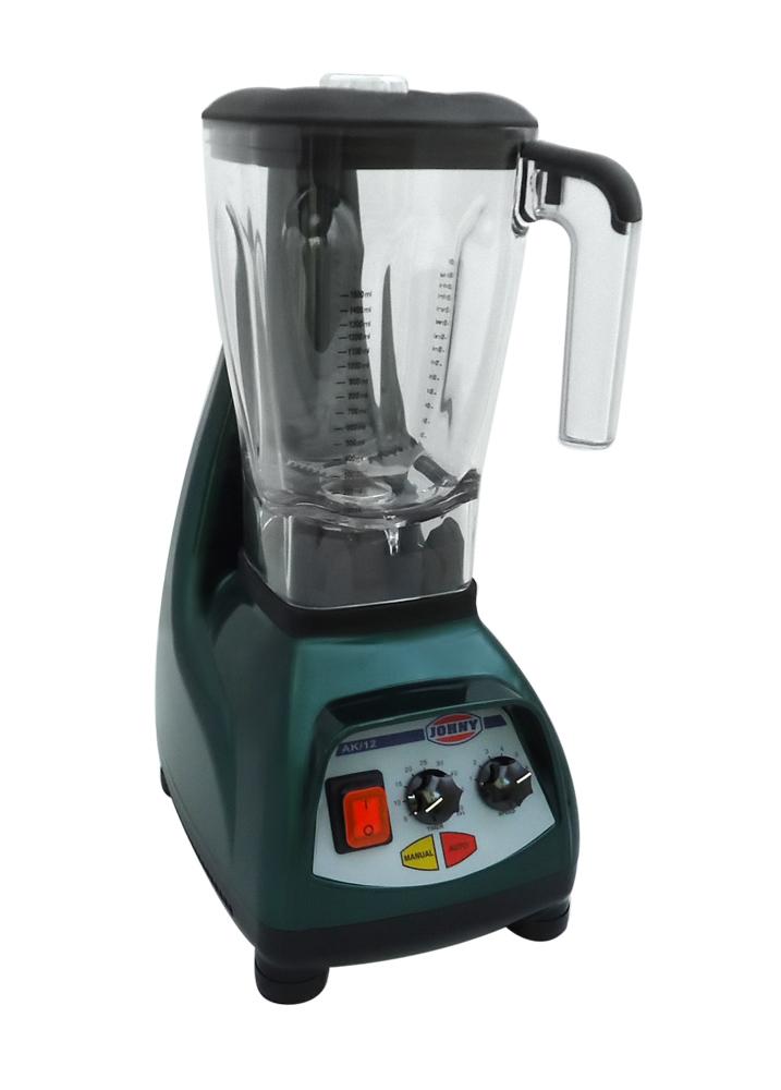 JOHNY AK/12-AUT - Μπλέντερ Αυτόματο Πράσινο 1.200Watt black week προσφορές   blender  επαγγελματικός εξοπλισμός   μηχανές καφέ   συσκε