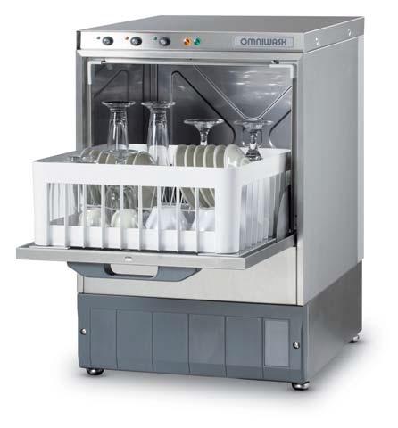 Omniwash JOLLY 40 Επαγγελματικό Πλυντήριο Ποτηριών & Πιάτων (Καλάθι: 400x400mm / επαγγελματικός εξοπλισμός   πλυντήρια επαγγελματικά  επαγγελματικός εξοπλισμός