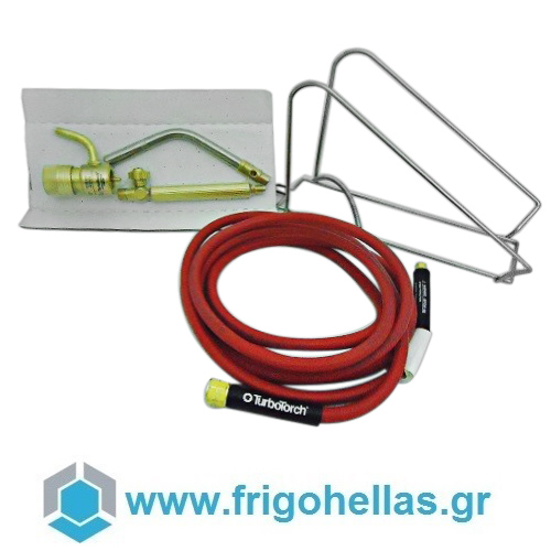 Victor-TurboTorch TS1B Turbo Snake Deluxe Εργαλείο Συγκόλλησης με Λάστιχο & Βάση εργαλεία για ψυκτικούς   συσκευές συγκόλλησης   χαλκοκολλήσεις   οξυγόνο   map g