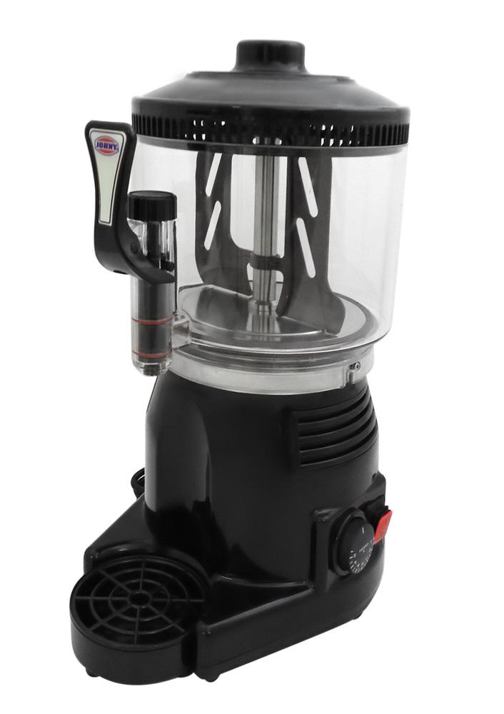 Johny ΑΚ/15 Σοκολατιέρα Μαύρη - Χωρητικότητα Σοκολάτας: 5Lit επαγγελματικός εξοπλισμός   μηχανές καφέ   συσκευές για bar   σοκολατιέρα