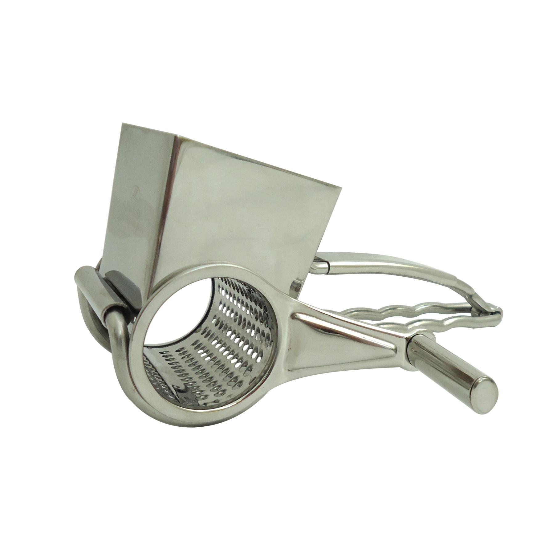 LACOR 60335 Τρίφτης Τυριού με 2 Μαχαίρια - Διαστάσεις: 135x200x100mm επαγγελματικός εξοπλισμός   επαγγελματικά σκεύη είδη σερβιρίσματος   εργαλεία κο