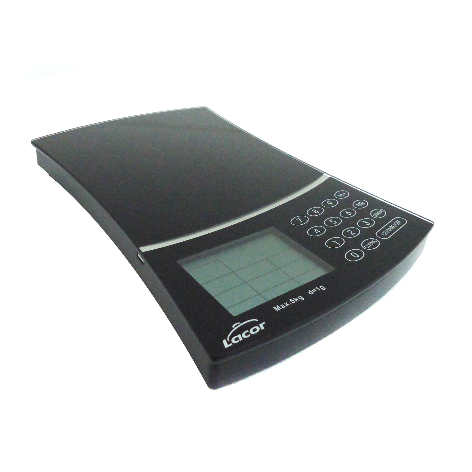 LACOR 61706 Ζυγαριά Ψηφιακή - Θερμιδομετρητής 5Kg/1gr επαγγελματικός εξοπλισμός   ζυγαριές   ζυγοί  επαγγελματικός εξοπλισμός   ζυγαρι