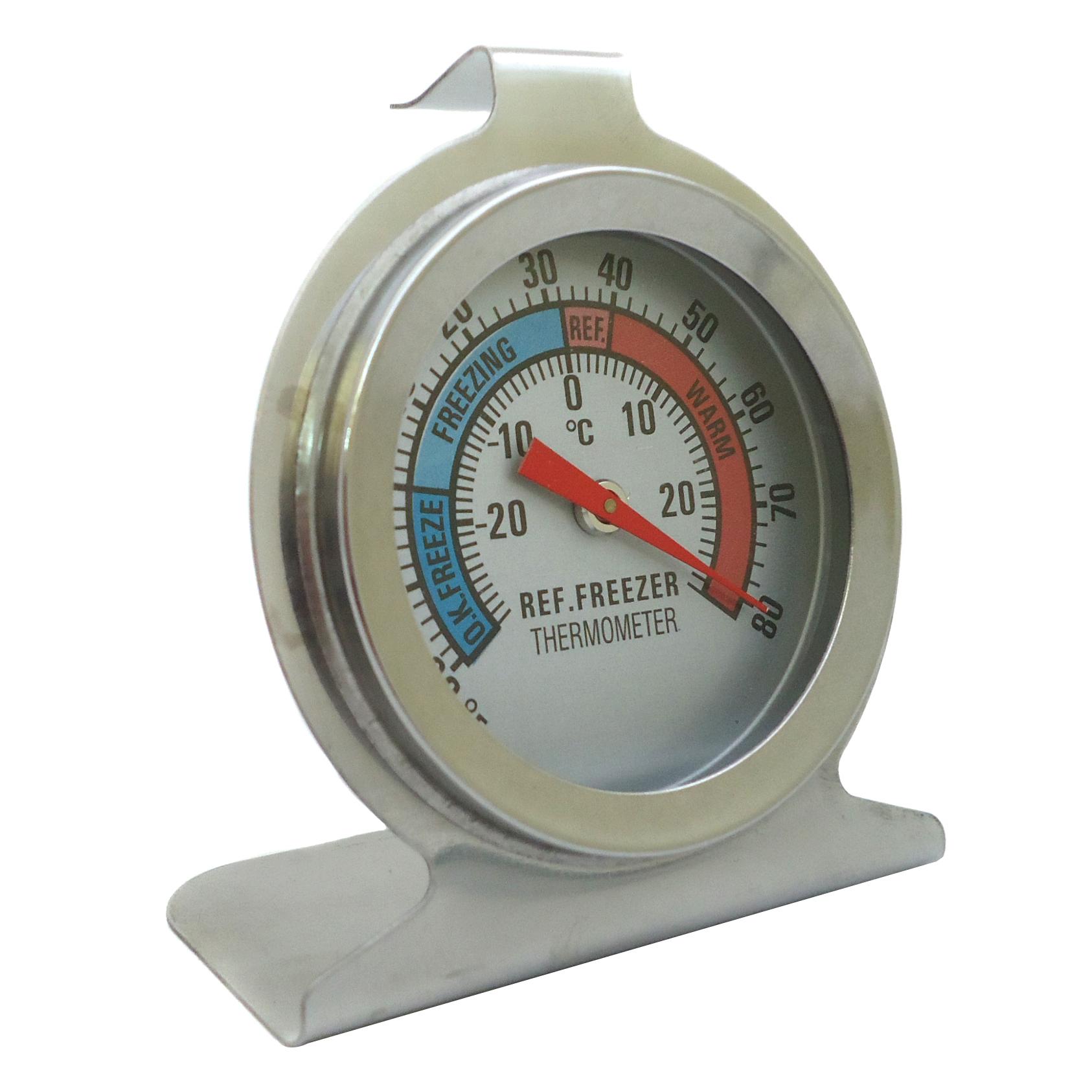 LACOR 62450 Θερμόμετρα Ψυγείου με Βάση (Βαθμοί κελσίου: -30/+30) εργαλεία για ψυκτικούς   θερμόμετρα   υγρασιόμετρα  εργαλεία για ψυκτικούς   θερ