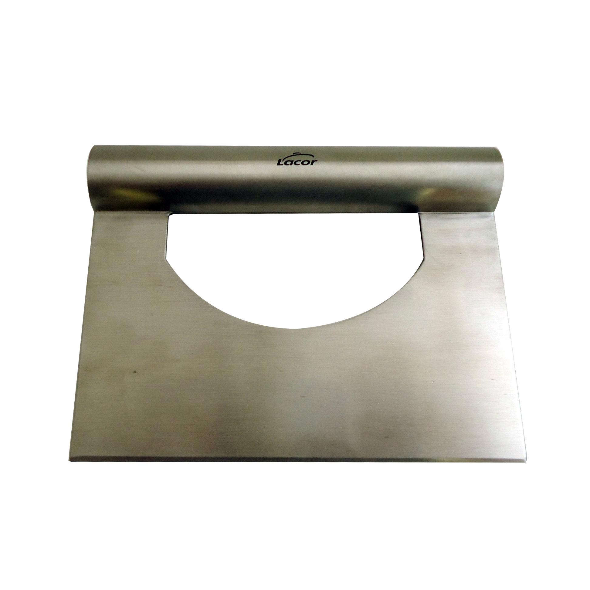 LACOR 67006 Κόπτης Ζύμης Ανοξείδωτος - 150x90mm επαγγελματικός εξοπλισμός   επαγγελματικά σκεύη είδη σερβιρίσματος   εργαλεία κο
