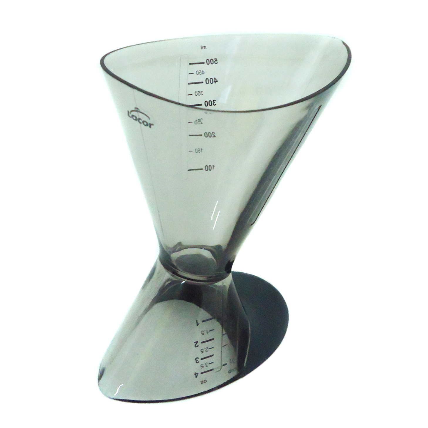 LACOR 67137 Κανάτα Μεζούρα Διπλή (500ml & 100ml) επαγγελματικός εξοπλισμός   επαγγελματικά σκεύη είδη σερβιρίσματος   εργαλεία κο