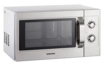 SAMSUNG CM1099A Επαγγελματικός Φούρνος Μικροκυμάτων Inox - Εσωτερικές Διαστάσεις