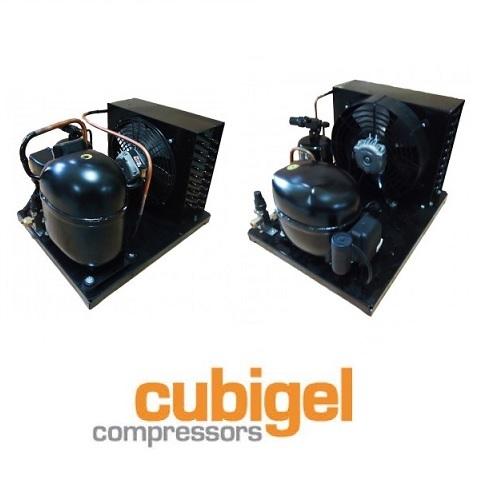 ACC Cubigel MX21TB (1HP - 230Volt - R404a) Ψυκτικό Μηχάνημα Συντήρησης Με Φιάλη  προσφορές   ψυκτικά μηχανήματα  home page   best price   ψυκτικά μηχανήματα  ψυκ