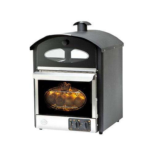 Neumarker 05-51206 Bake King Mini Φούρνος για Ψητές Πατάτες - 455x505x643mm black week προσφορές   φούρνοι πατάτας  επαγγελματικός εξοπλισμός   φούρνοι μικρ