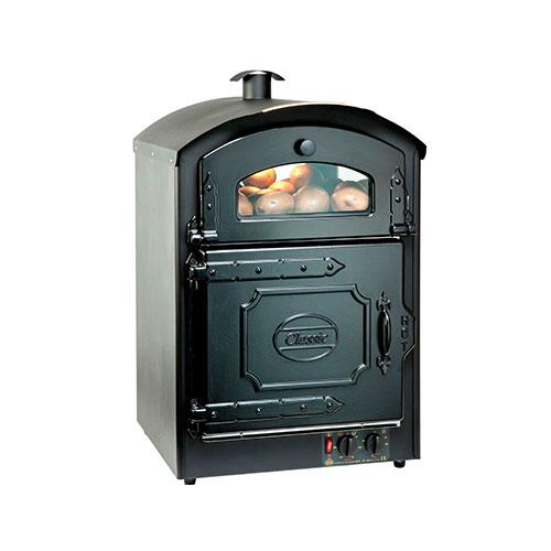 Neumarker 05-51213 Classic 50 Φούρνος για Ψητές Πατάτες - 510x540x750mm black week προσφορές   φούρνοι πατάτας  επαγγελματικός εξοπλισμός   φούρνοι μικρ