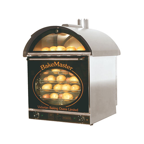 Neumarker 05-51218 Bake Master Φούρνος για Ψητές Πατάτες- 660x600x880mm black week προσφορές   φούρνοι πατάτας  επαγγελματικός εξοπλισμός   φούρνοι μικρ