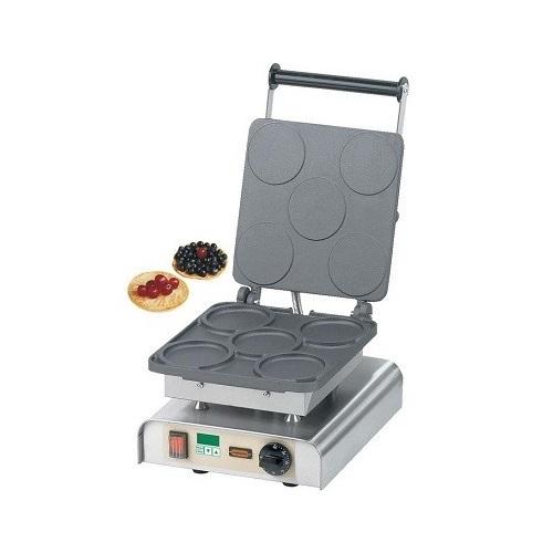 Neumarker 12-40725DT Blinis Βαφλιέρα για Pancake ή Blinis (Με Χρονοδιακόπτη) επαγγελματικός εξοπλισμός   φούρνοι   μικροκύματα   κρεπιέρες   βαφλιέρες   φριτ