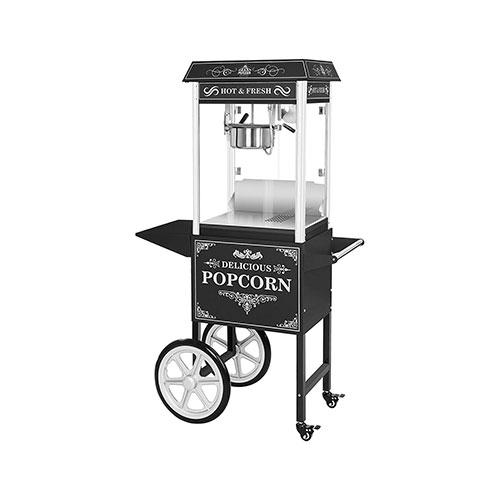Neumarker 67-11536 RCPW-16.2 Μηχανή Pop Corn Ποπ Κορν με Καρότσι - Παραγωγή: 8 o επαγγελματικός εξοπλισμός   μηχανές πόπ κόρν   pop corn   μαλλί της γριάς   μηχα