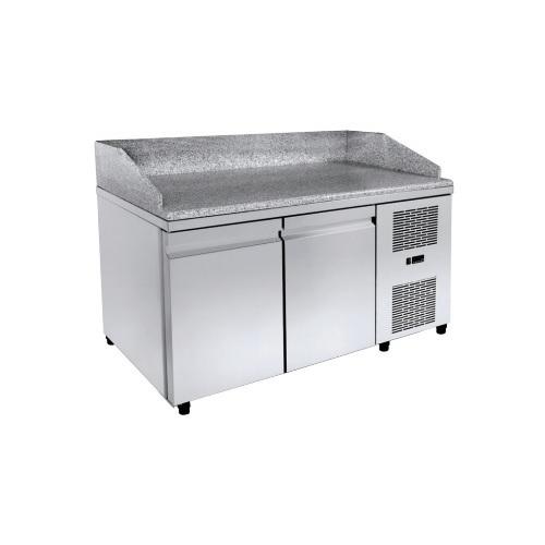 Niki Inox PA PI 134M Επαγγελματικο Ψυγείo Πάγκος Προετοιμασίας Πίτσας με Γρανίτη black week προσφορές   ψυγεία πάγκοι πίτσας  επαγγελματικός εξοπλισμός   επαγγελ
