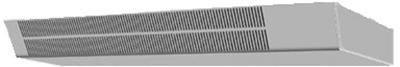 NORTH PRO GAS Capa3 Απορροφητήρας Ενεργού Ανθρακα για τις Οσμές - 590x600x100mm επαγγελματικός εξοπλισμός   φούρνοι μικροκύματα κρεπιέρες βαφλιέρες φριτέζες   φ