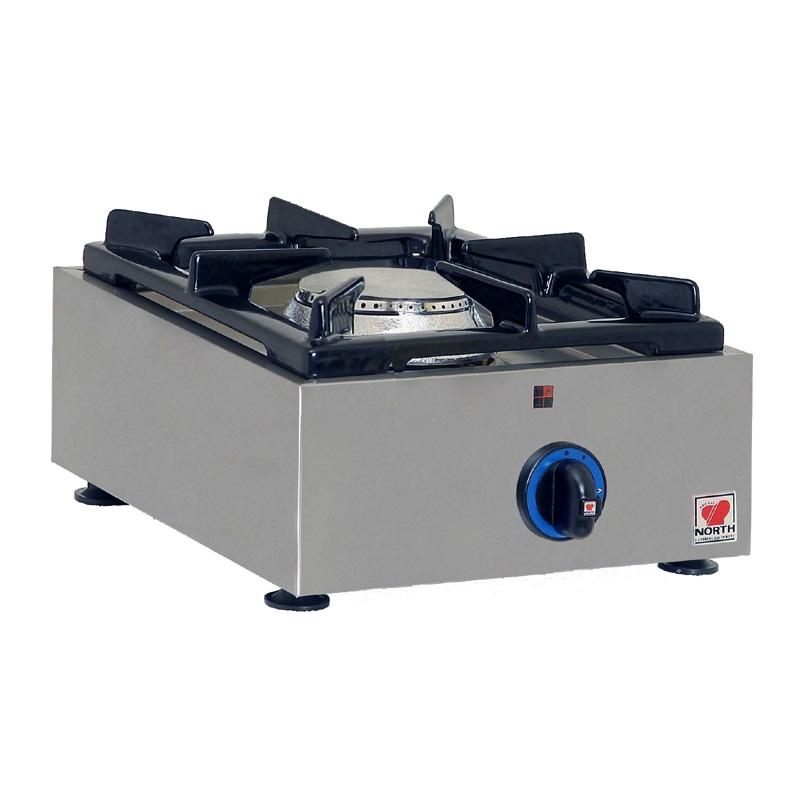 NORTH PRO GAS GAS E21 Επιτραπέζιο Φλόγιστρο Υγραερίου - 325x365x160mm επαγγελματικός εξοπλισμός   κουζίνες πλατό φριτέζες βραστήρες  επαγγελματικός εξ