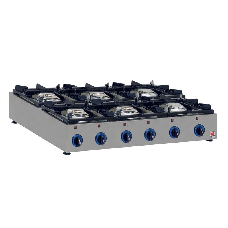 NORTH PRO GAS GAS E26 Επιτραπέζιο Φλόγιστρο Υγραερίου - 930x700x160mm επαγγελματικός εξοπλισμός   κουζίνες πλατό φριτέζες βραστήρες  επαγγελματικός εξ