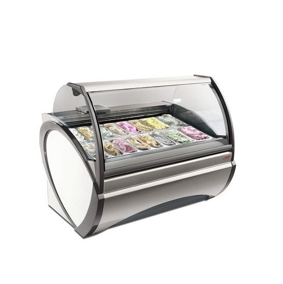 Oscartielle DORADO 9.71.10.10 Επαγγελματικά Ψυγεία Βιτρίνες Παγωτού για 24 Λεκαν επαγγελματικός εξοπλισμός   επαγγελματικά ψυγεία  επαγγελματικός εξοπλισμός   επ