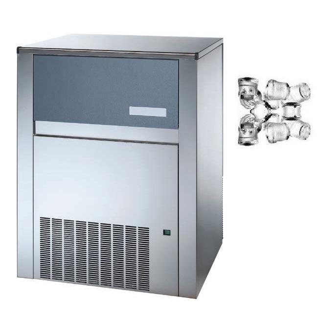 OEM-NTF SL280 Παγομηχανές - Μηχανές Παγοκύβων (Παραγωγή: 130kg/24h - Παγάκι Συμπ προσφορές   επαγγελματικός εξοπλισμός  επαγγελματικός εξοπλισμός   παγομηχανές