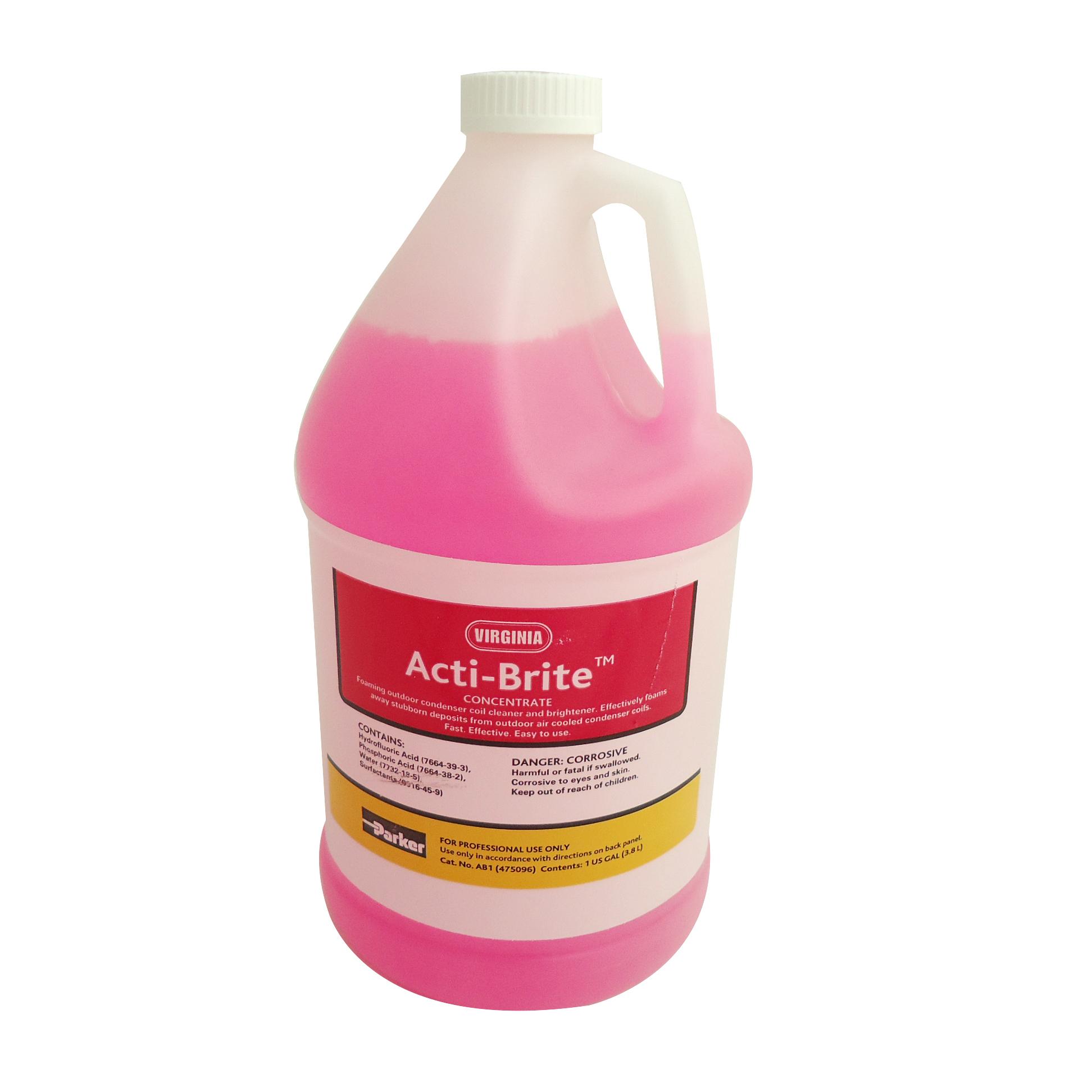 Parker - Virginia Acti Brite AB1 (475096) Καθαριστικό Εξωτερικής Χρήσης Για Κλιμ κλιματισμός    καθαριστικά κλιματιστικών a c  προσφορές   κλιματισμός   υλικά εγ