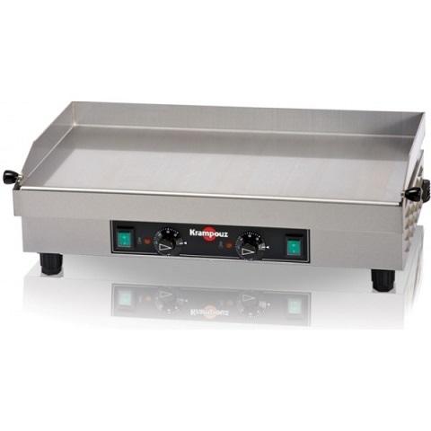 KRAMPOUZ GECIC4 Επαγγελματικό Πλατό Ρεύματος Ανοξείδωτο - 700x380x195mm επαγγελματικός εξοπλισμός   κουζίνες πλατό φριτέζες βραστήρες   επιτραπέζιο πλατ