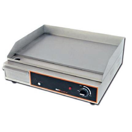 SP01680 Επαγγελματικό Πλατό Χρωμίου Ρεύματος - 525x465x210mm επαγγελματικός εξοπλισμός   κουζίνες πλατό φριτέζες βραστήρες   επιτραπέζιο πλατ
