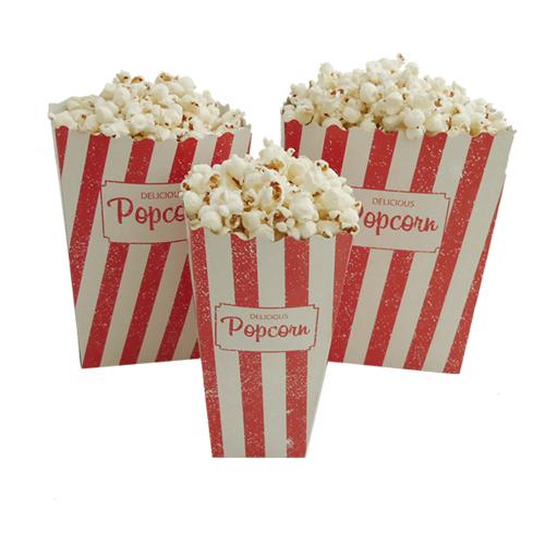 FrigoHellas OEM Κουτιά Pop Corn - Κουτιά Πόπ Κόρν Χωρητικότητα: 120gr / Μεγάλο Μ επαγγελματικός εξοπλισμός   μηχανές πόπ κόρν   pop corn   μαλλί της γριάς   υλικ