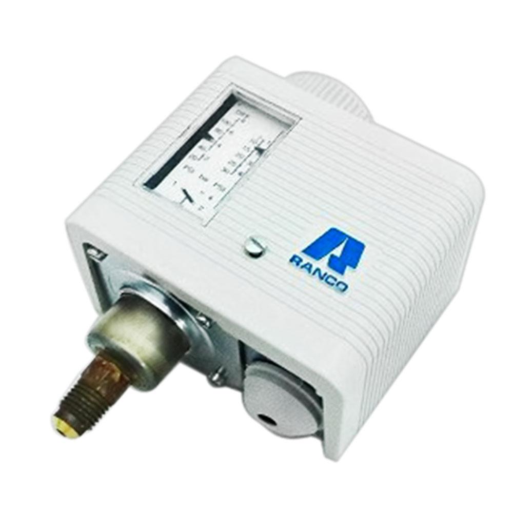 "RANCO 016H-6750 Πιεσοστάτης Υψηλής Πίεσης Με Auto Reset (7-30 BAR / 100-430"" P.S εξαρτήματα ψύξης   κλιματισμός   πιεσοστάτες μηχανικοί  εξαρτήματα ψύξης   κλιμα"