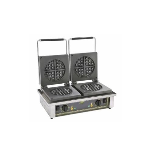 ROLLER GRILL GED 75 Βαφλιέρα Συσκευή για Βάφλες Διπλή - Διαστάσεις Πλάκας: 252x2 επαγγελματικός εξοπλισμός   φούρνοι μικροκύματα κρεπιέρες βαφλιέρες φριτέζες  επ