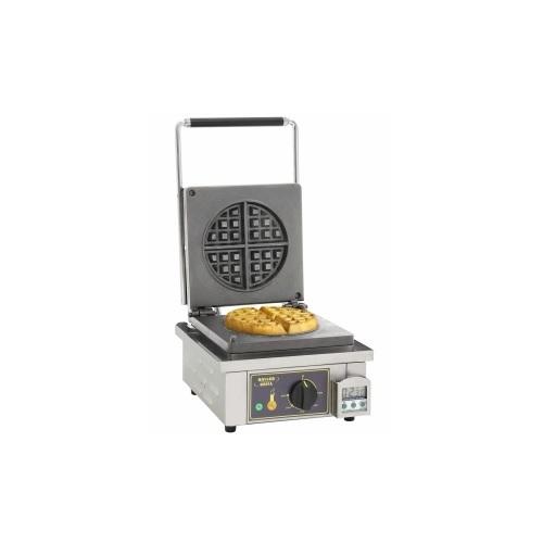 ROLLER GRILL GES 75 Βαφλιέρα Συσκευή για Βάφλες Στρόγγυλες - Διαμέτρου: Ø185mm επαγγελματικός εξοπλισμός   φούρνοι μικροκύματα κρεπιέρες βαφλιέρες φριτέζες  επ