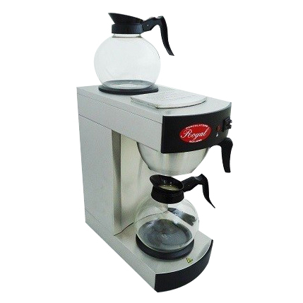 RX330 Επαγγελματική Μηχανή Καφέ Φίλτρου με 2 Κανάτες - Παραγωγής: 100φλυτζάνια/ώ επαγγελματικός εξοπλισμός   μηχανές καφέ   συσκευές για bar   μηχανές καφέ φίλτρ