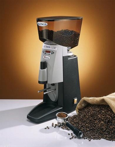 Santos Silent No55 Μύλος Αυτοματος Με Μετρητη - Παραγωγή:25kg/h (Γαλλίας) black week προσφορές   μύλοι αλέσεως καφέ espresso  επαγγελματικός εξοπλισμός